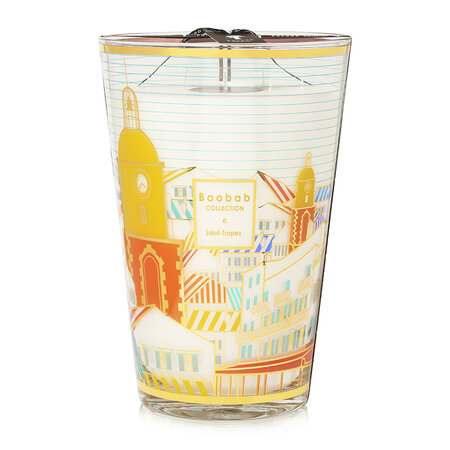 Baobab Collection - St Tropez Scented Candle - 35cm
