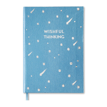 Sloane Stationery - A5 Notebook - Cosmic Collection - 'Wishful Thinking'