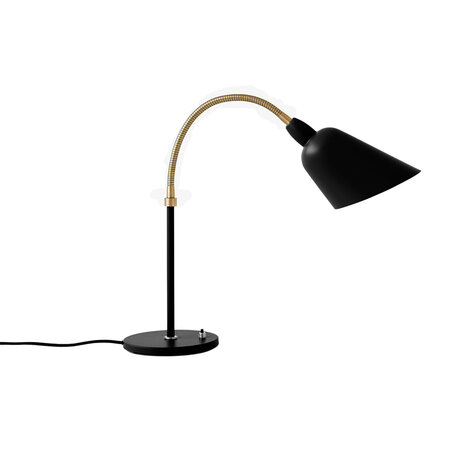 &Tradition - Bellevue Table Lamp - Black/Brass