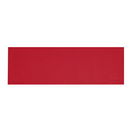 Alexandre Turpault - Florence Table Runner - 50x150cm - Cranberry