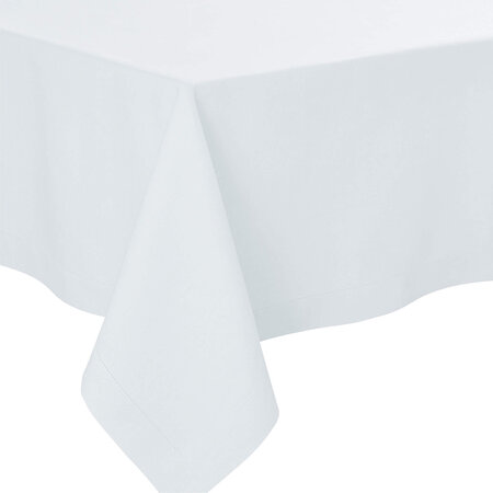 Alexandre Turpault - Florence Tablecloth - 170x170 - White