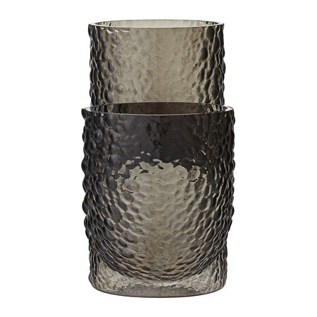 AYTM - Arura Vase - Black - Medium