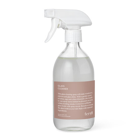 Ferm Living - Glass Cleaner - Clear