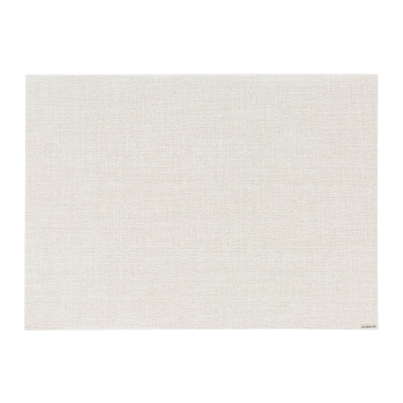 Chilewich - Boucle Rectangle Placemat - Marshmallow