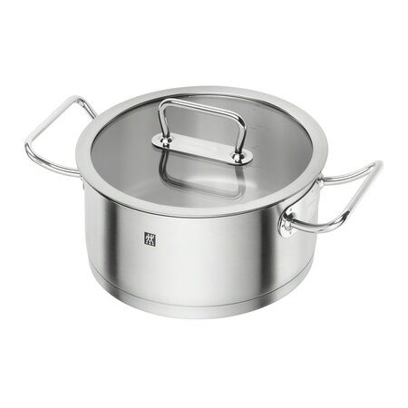 Zwilling - Zwilling Pro Stew Pot - Stainless Steel - 24cm