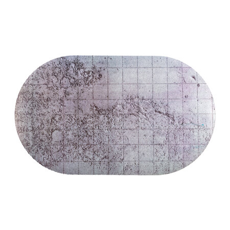 Diesel Living with Seletti - Cosmic Diner Placemat - Lunar Landing