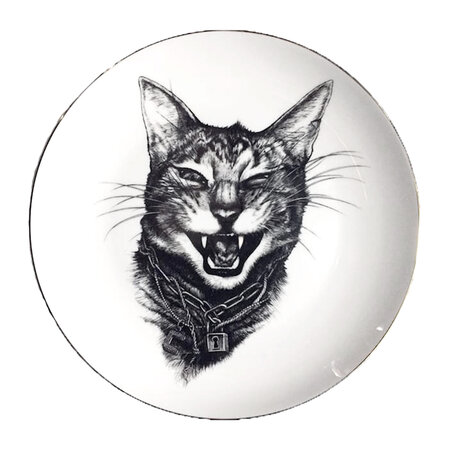 Rory Dobner - Perfect Plates - Gangster Cat
