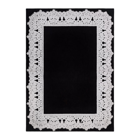 Tai Ping Home - Majesty Rug - Black/Grey - 200x300cm