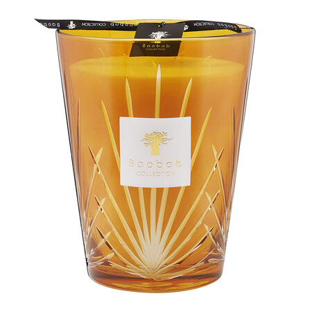 Baobab Collection - Palm Scented Candle - Palma - 24cm