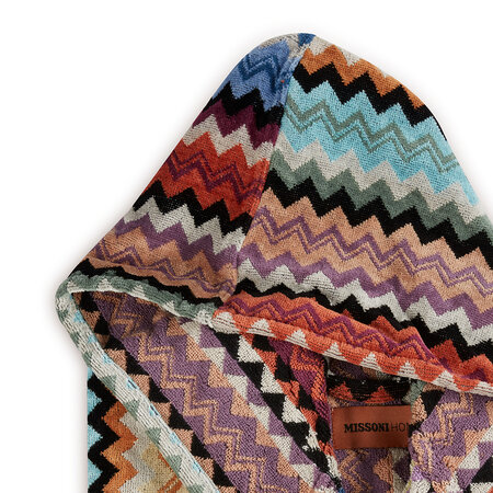 Missoni Home - Peignoir à Capuche Adam - 159 - XL