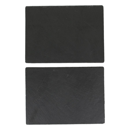 The Just Slate Company - Rectangular Placemats - Set of 2
