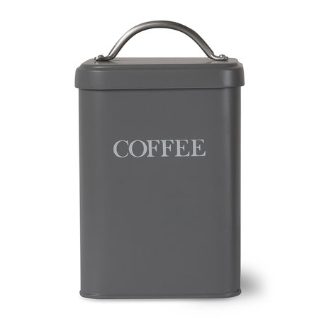 Garden Trading - Coffee Canister - Charcoal