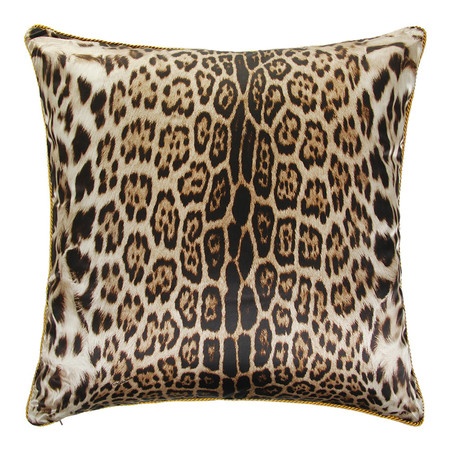 Roberto Cavalli - Bravo Silk Bed Pillow - 001 - 60x60cm