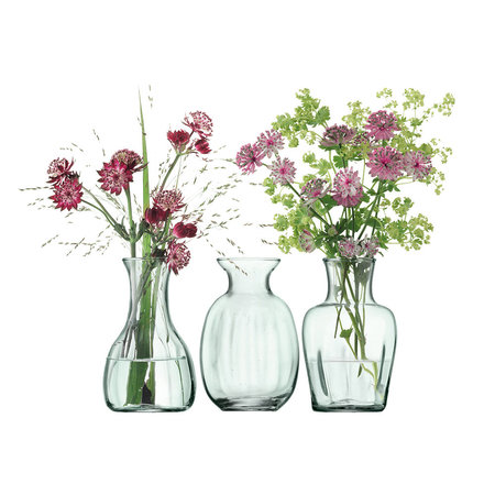 LSA International - Mia Mini Vase Trio