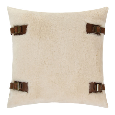 "UGG® - Luxe Lodge Cushion Cover 20"" - Natural"