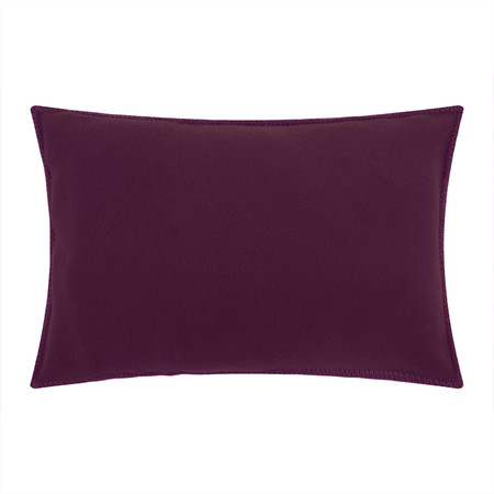 Zoeppritz - Soft Fleece Bed Pillow - 30x50cm - Fuchsia