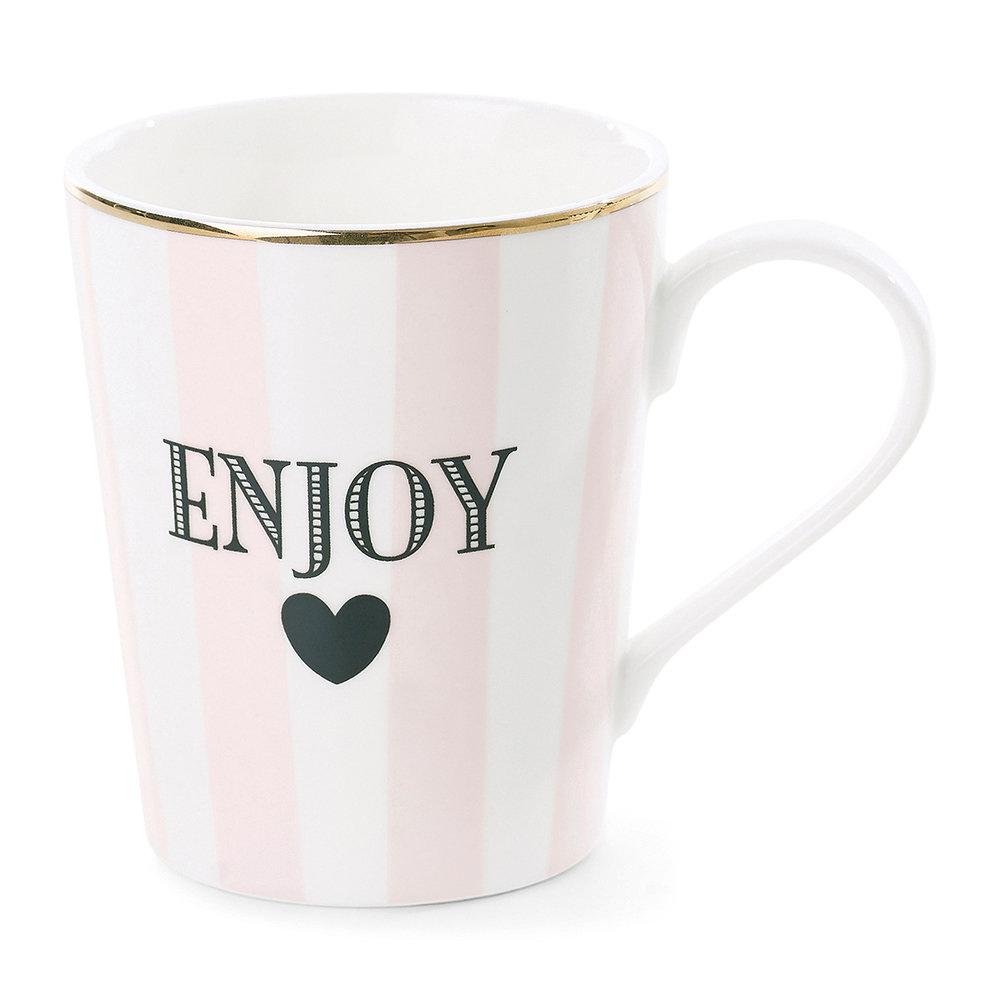 Miss Étoile - Enjoy Ceramic Coffee Mug