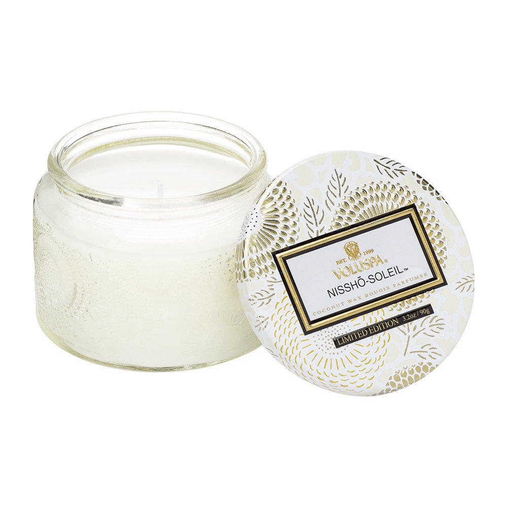 Voluspa - Japonica Limited Edition Glass Candle - Nissho Soleil - 113g