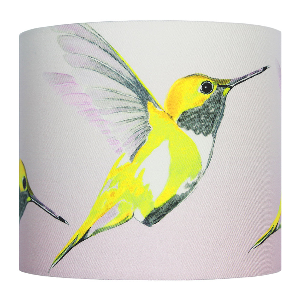 Buy anna jacobs lemon hummer lamp shade amara mozeypictures Image collections