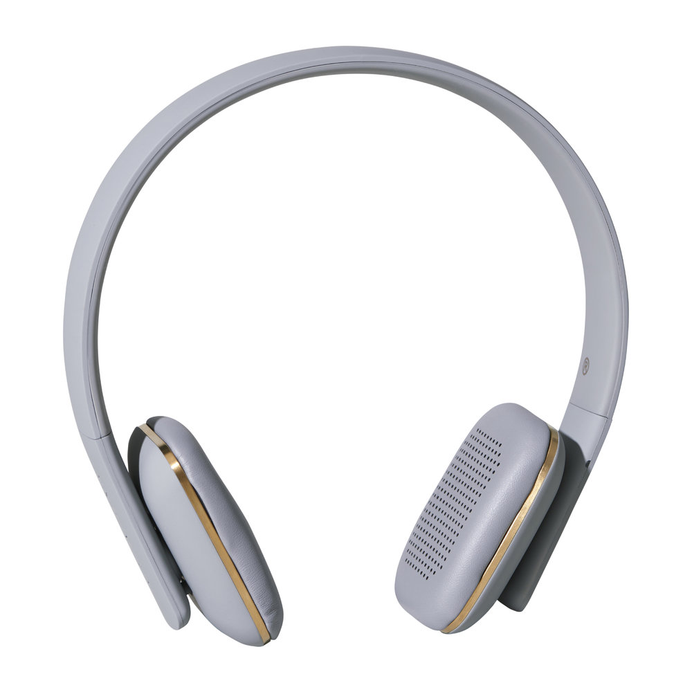 KREAFUNK - aHead Headphones - Cool Grey