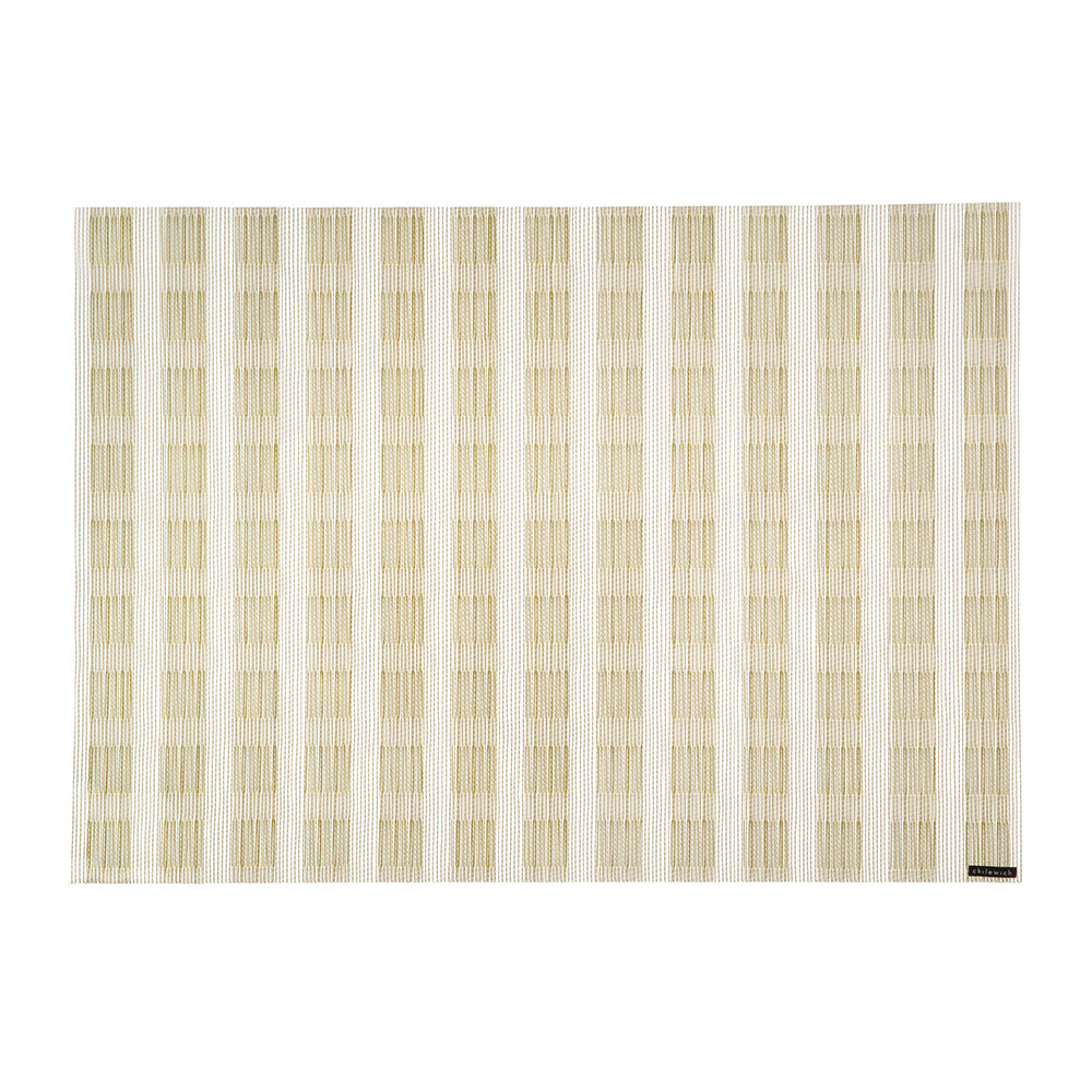 Gold placemats designer homeware for Small square placemats