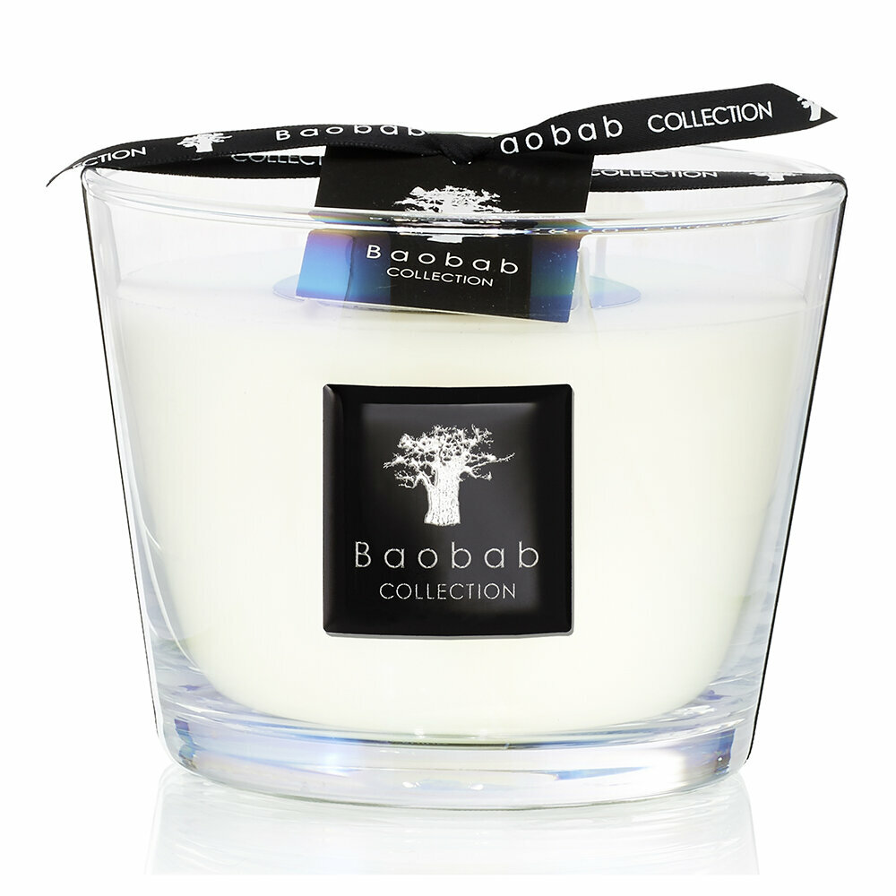 Baobab Collection - All Seasons Scented Candle - Madagascar Vanilla - 10cm