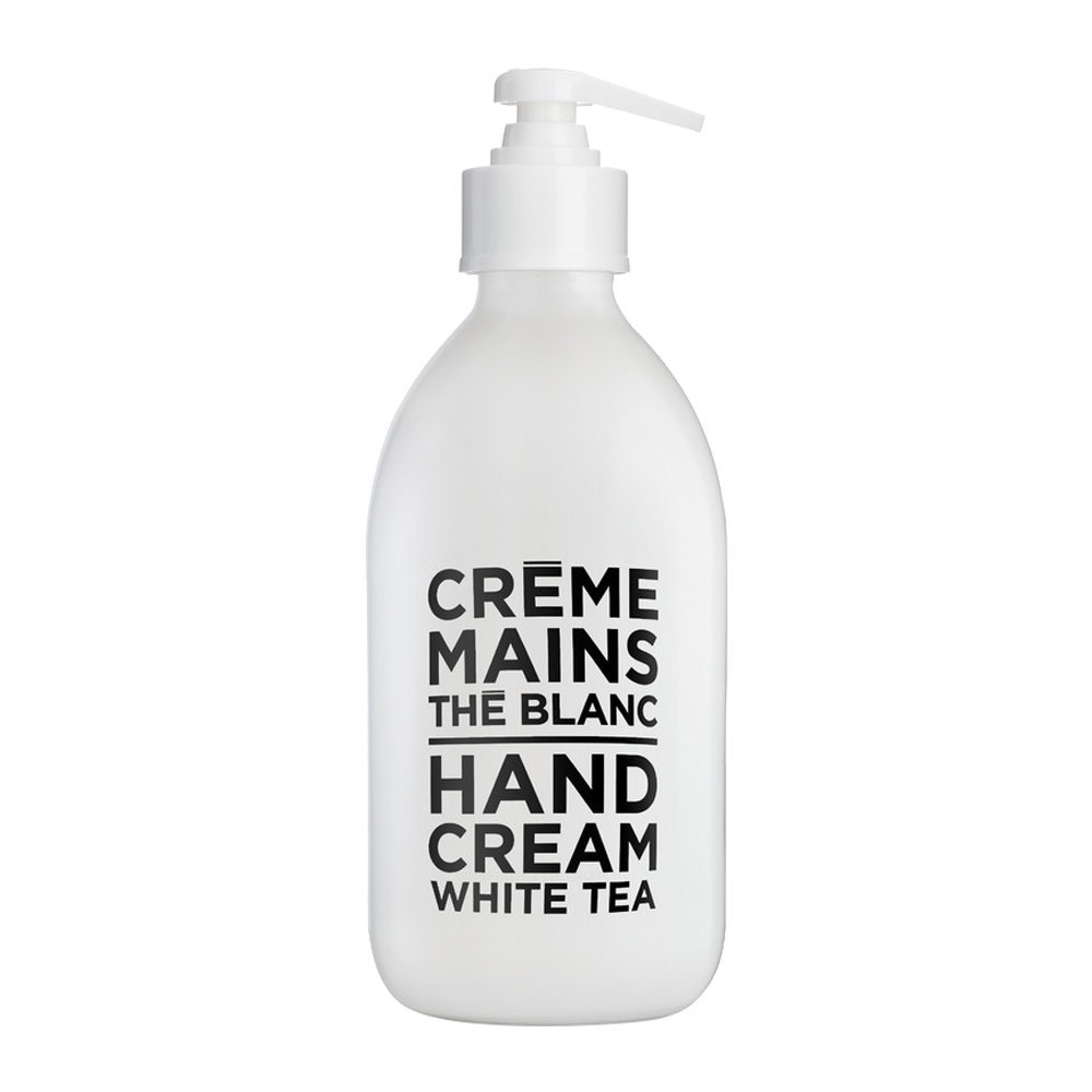 Compagnie de Provence - Black  White Hand Cream - White Tea - 300ml