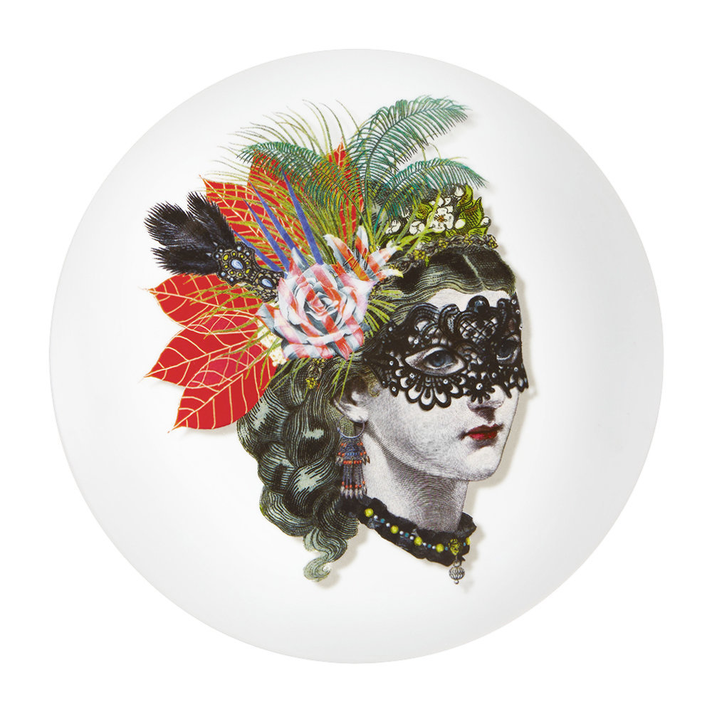Christian Lacroix - Love Who You Want - 'Woman' Plate