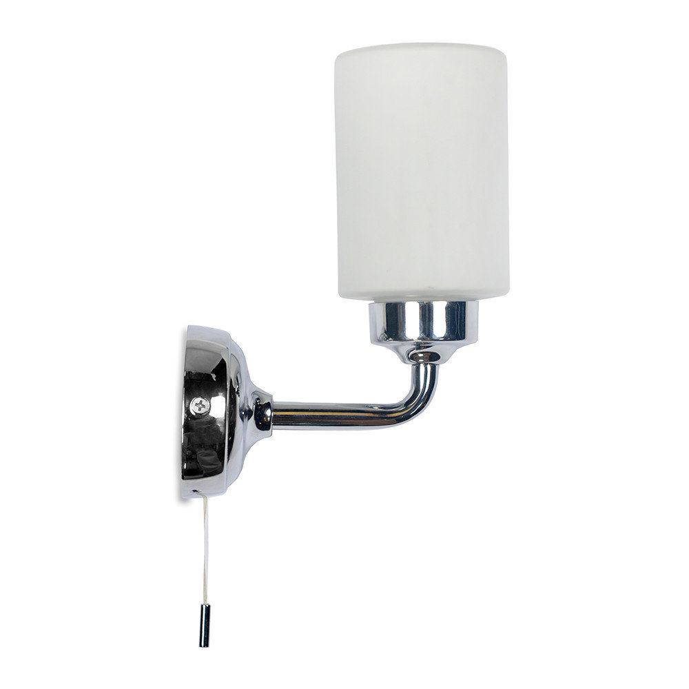 buy bathroom lights buy garden trading greenwich bathroom wall light chrome 12214