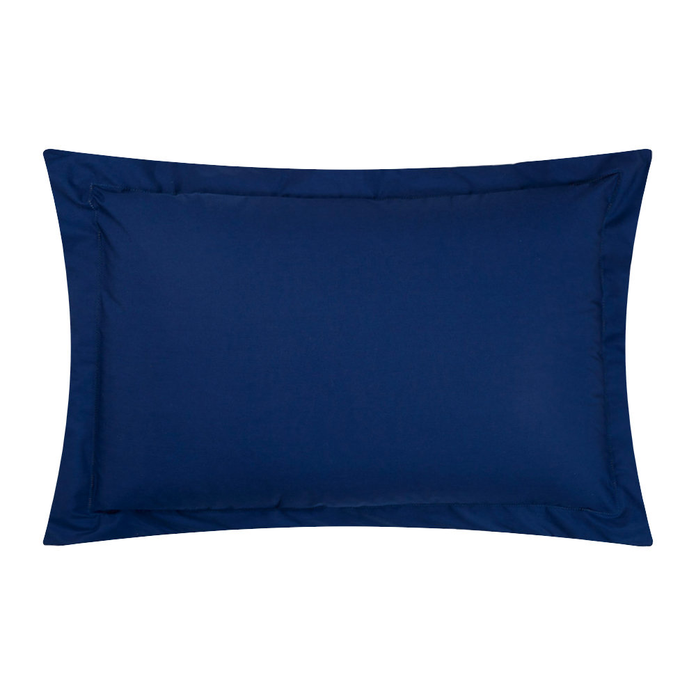 Olivier Desforges  Alcove Pillowcase  Navy