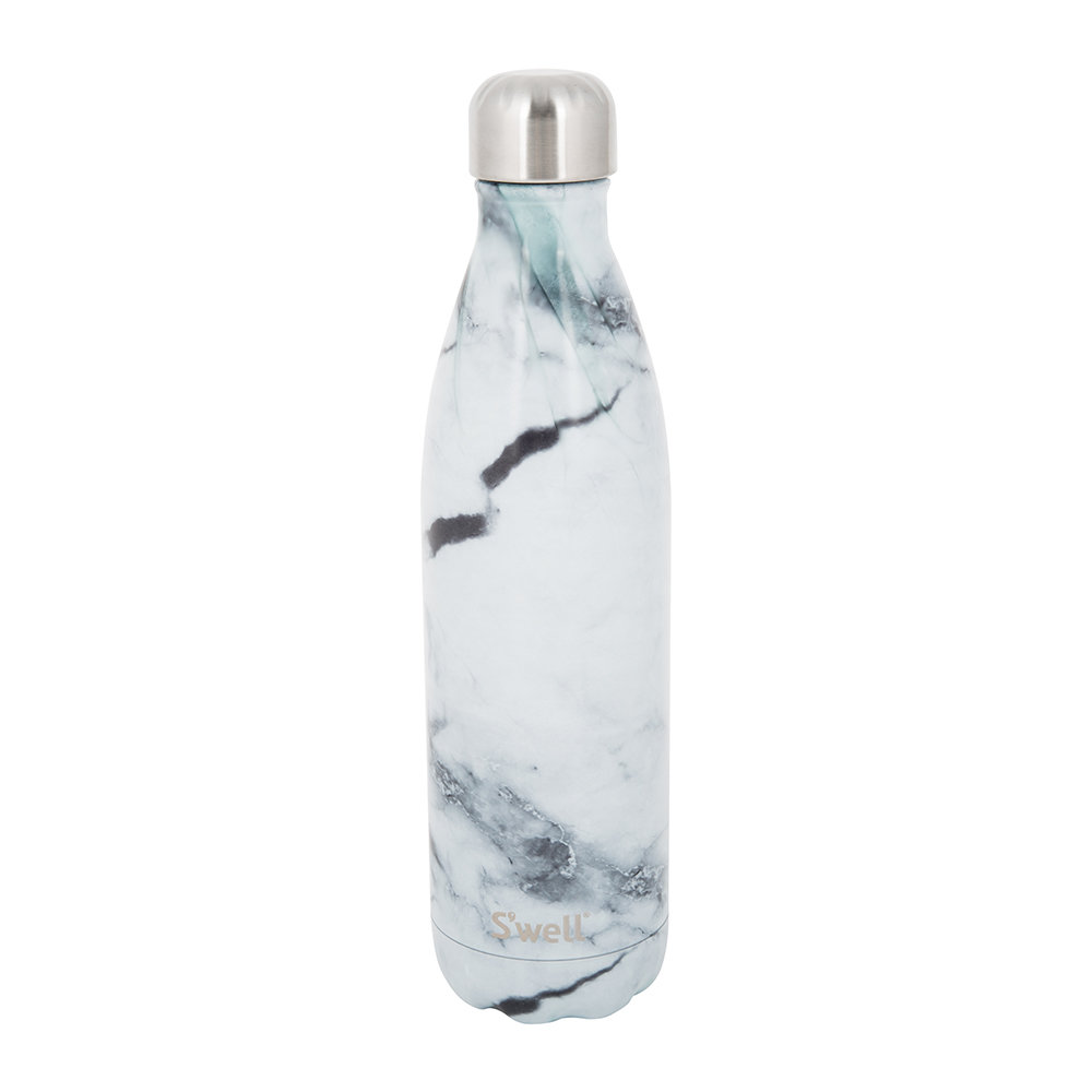 Buy S Well The Element Bottle White Marble 0 75l Amara