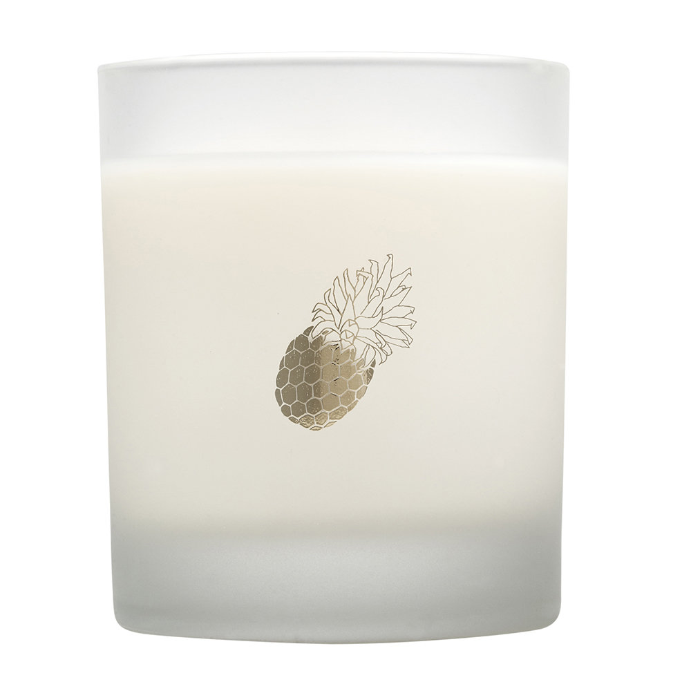 Elizabeth Scarlett - Classic Soy Wax Candle - Ananas Passion Flower & Pineapple