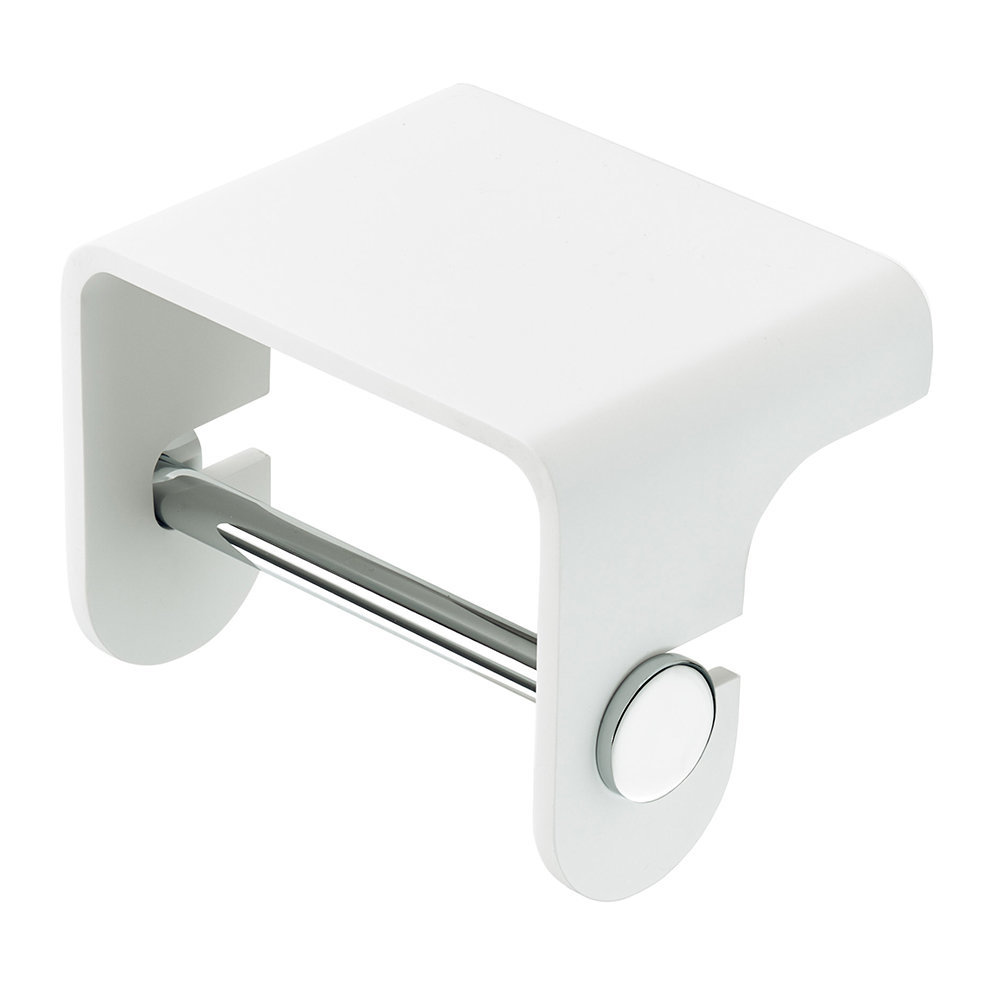 Buy Decor Walther Stone Tph4 Toilet Paper Holder Whitechrome