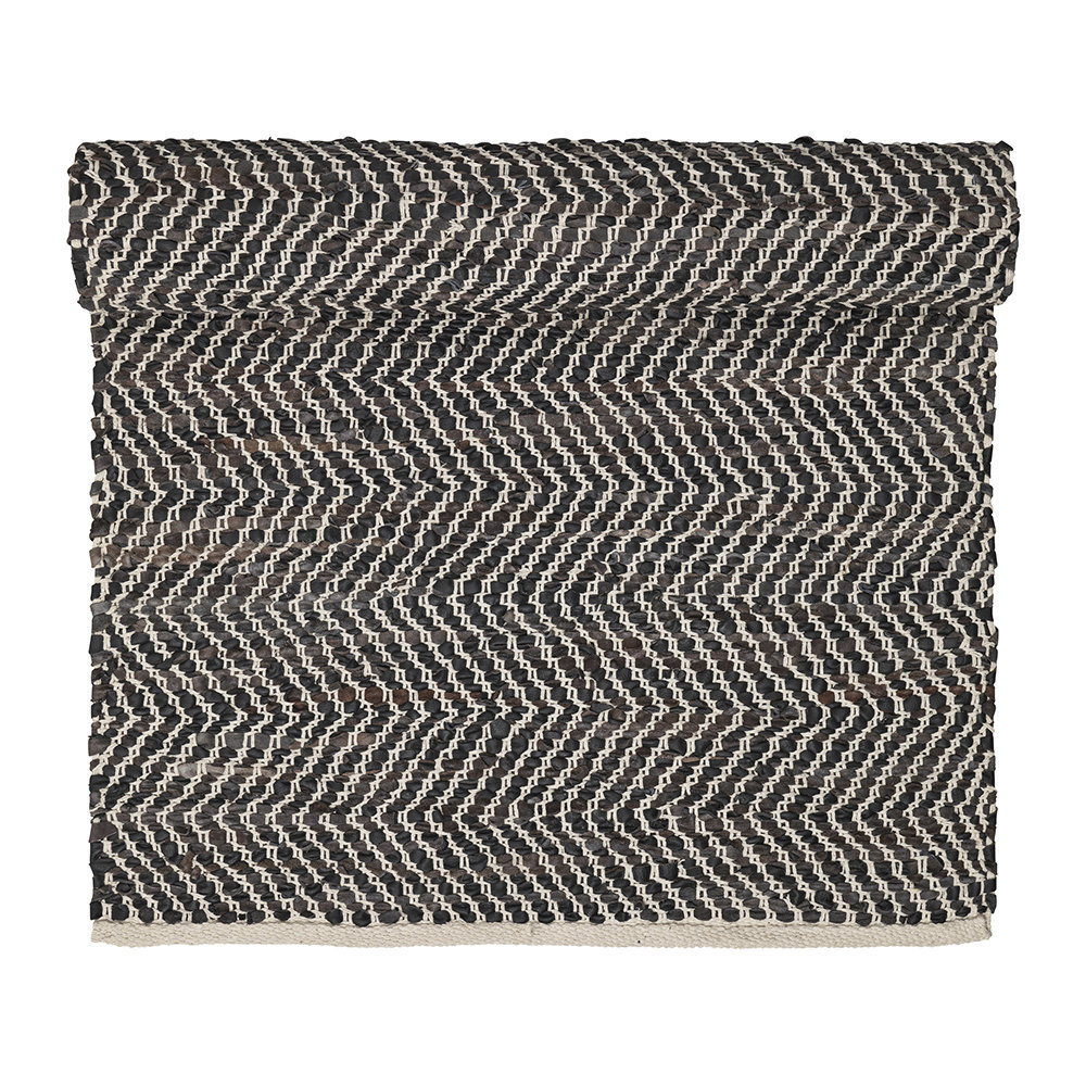 acheter broste copenhagen tapis de couloir zigzag. Black Bedroom Furniture Sets. Home Design Ideas