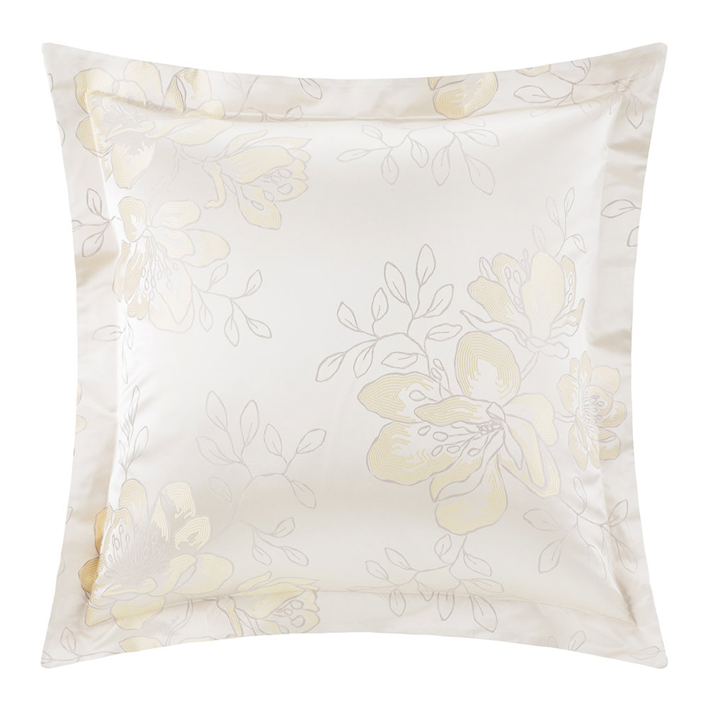 Pratesi - Magnolia Jacquard Pillowcase - Set of 2 - 65x65cm