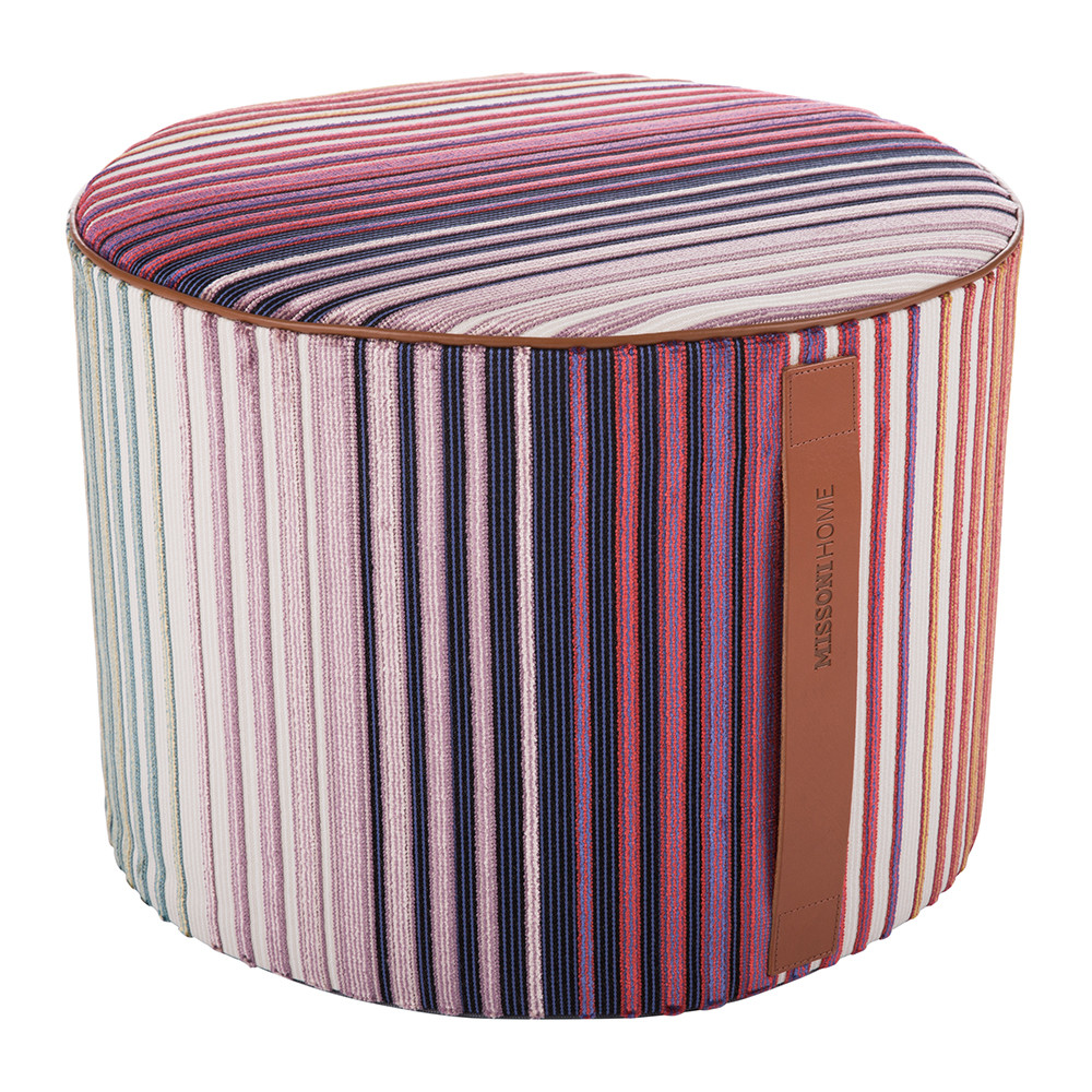 next. buy missoni home tunisi cylindrical pouf    amara