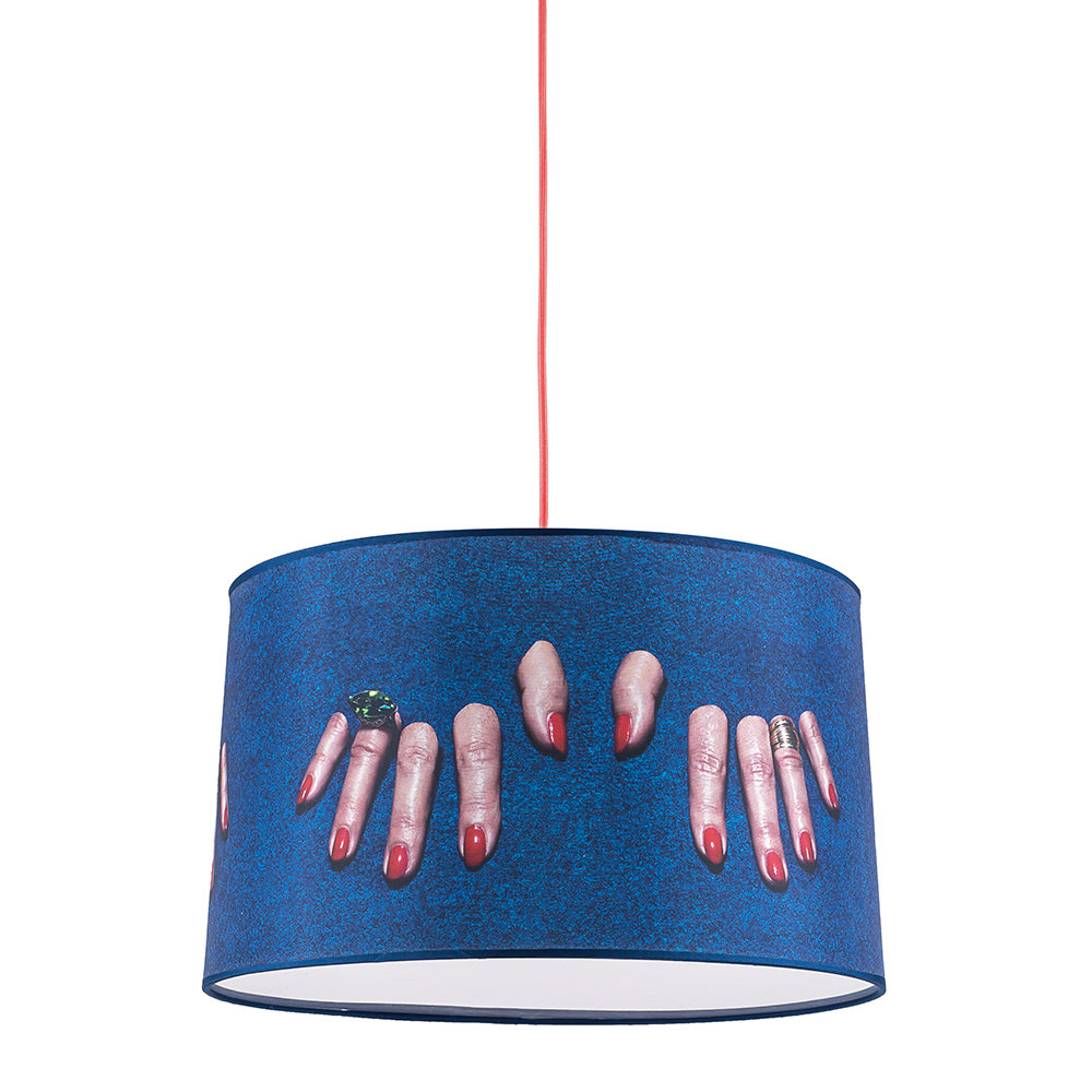 Seletti wears Toiletpaper - Small Toiletpaper Lamp Shade - Fingers