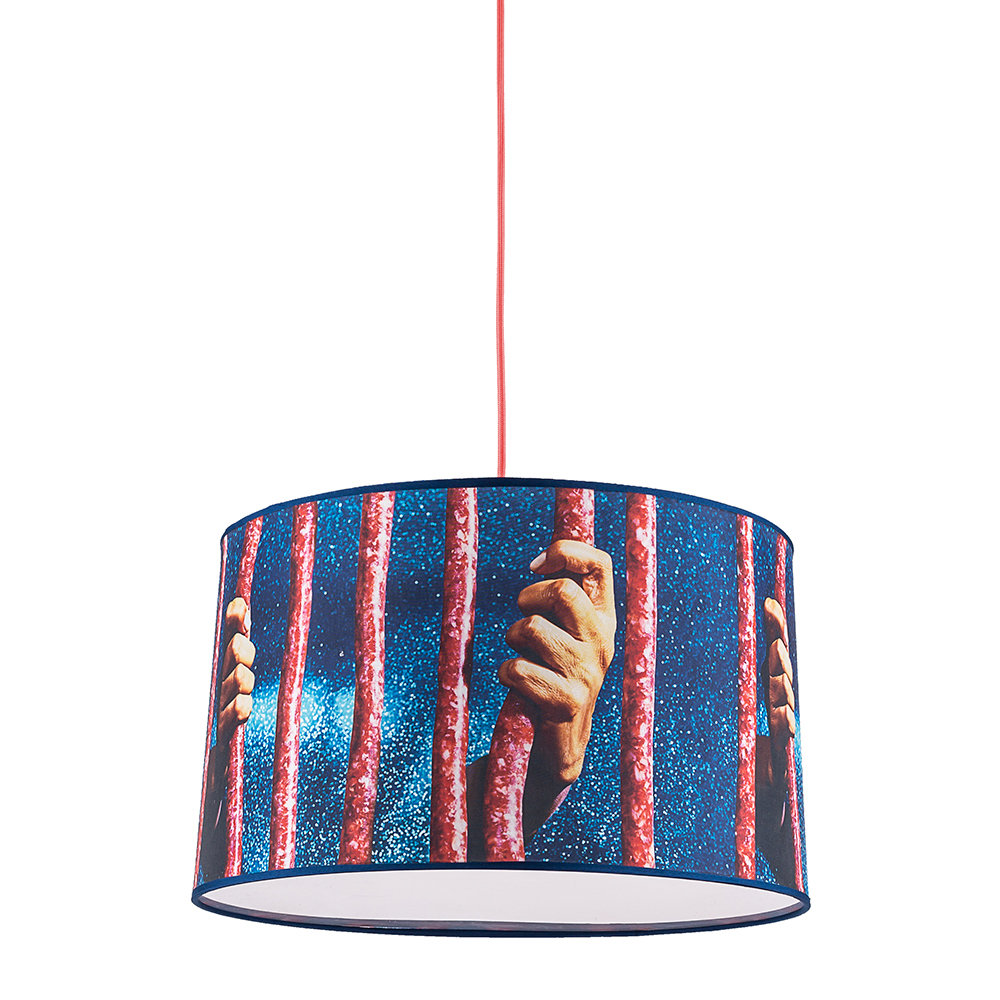Seletti wears Toiletpaper - Small Toiletpaper Lamp Shade - Sausage