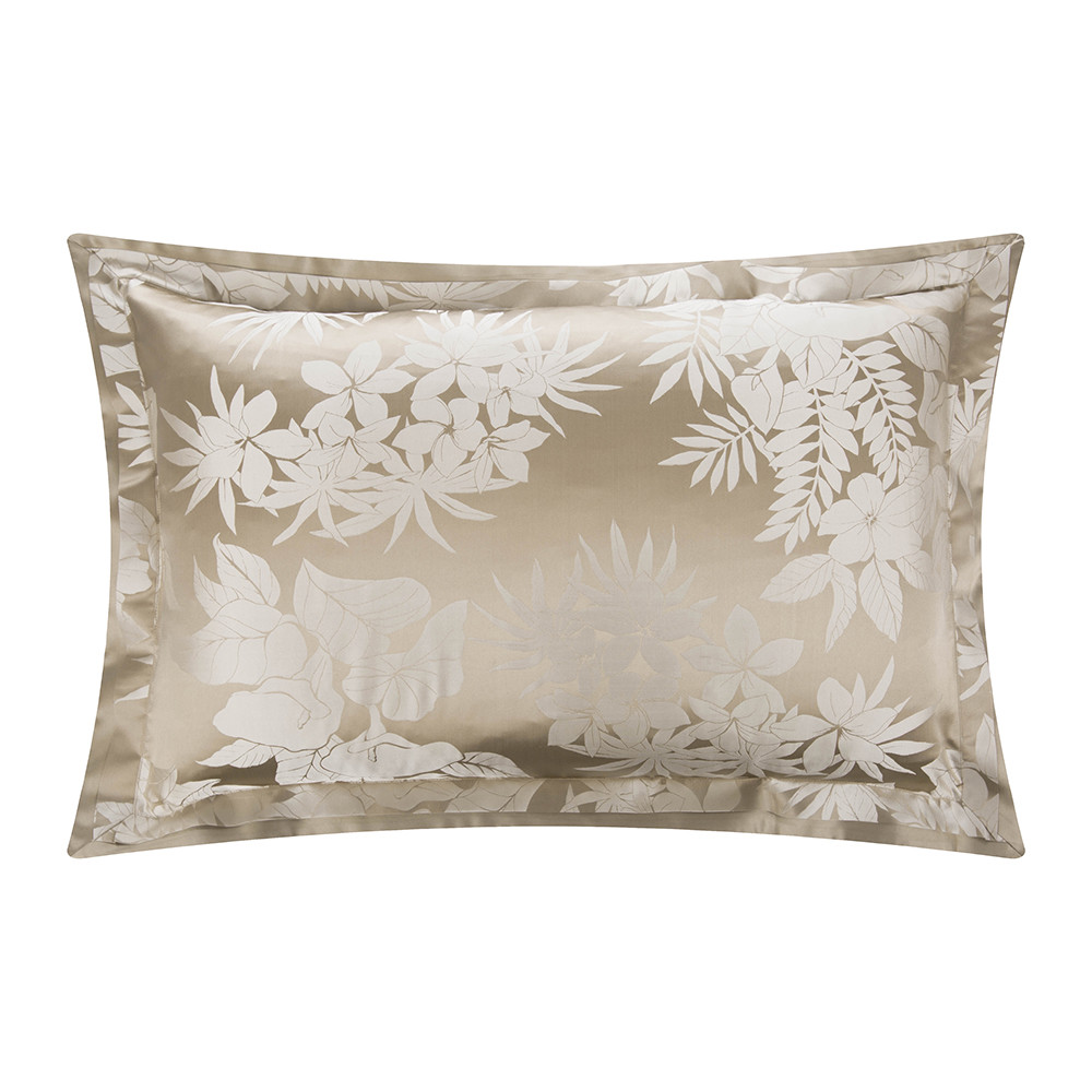 Gingerlily  Tropic Sand Silk Pillowcase  50x75cm