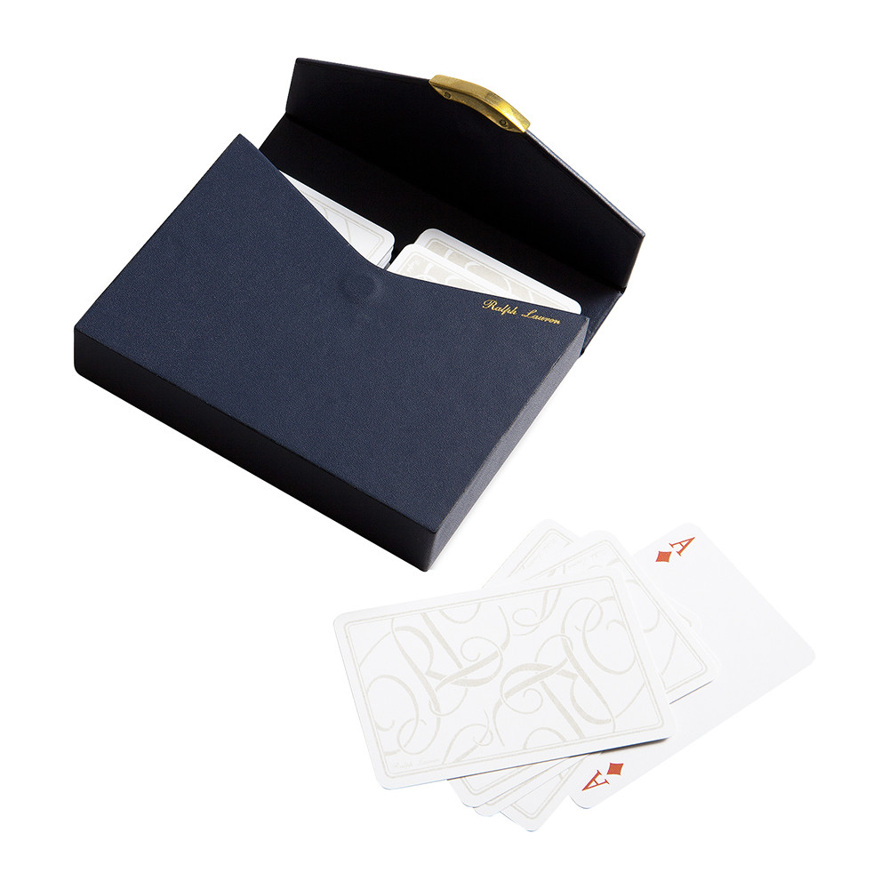 Ralph Lauren Home  Sophie Playing Card Set