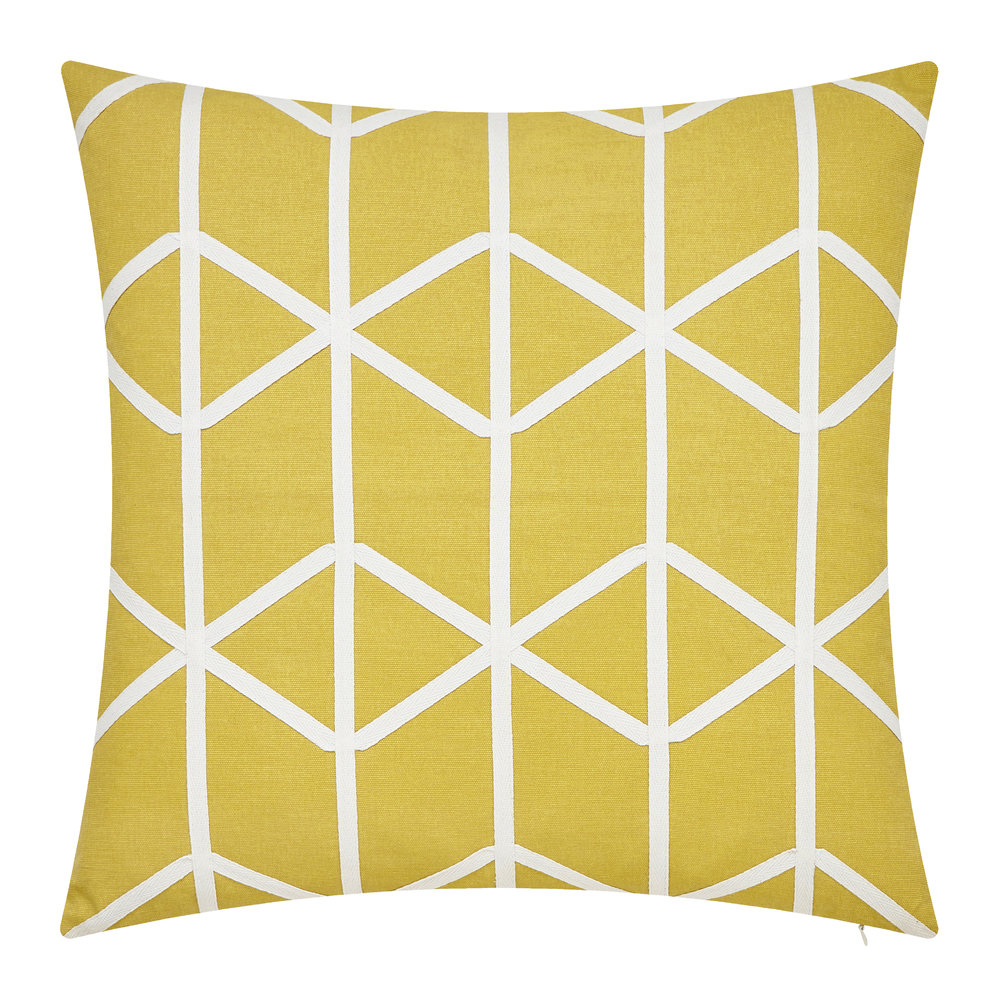 Scion  Tetra Citrus Bed Cushion  45x45cm