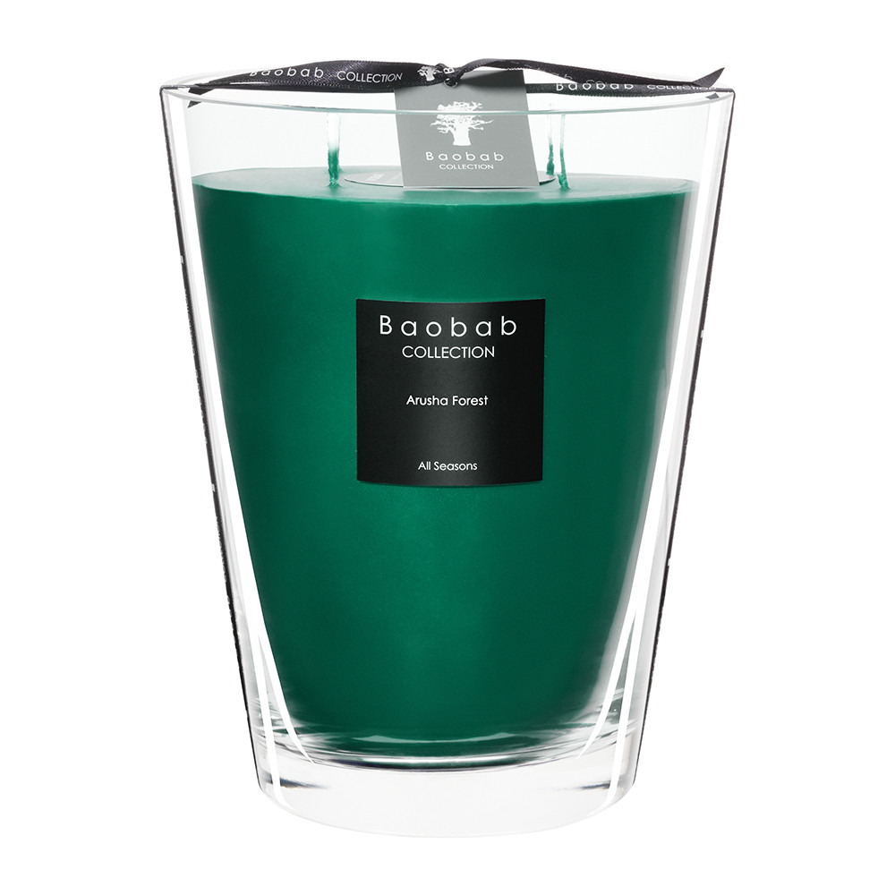 Baobab Collection - All Seasons Scented Candle - Arusha Forest - 24cm
