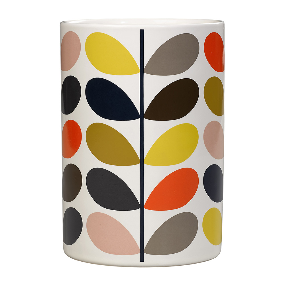 Orla Kiely - Multi Stem Utensil Pot