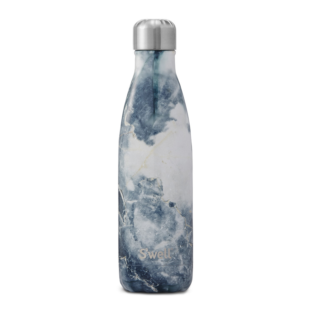 S'well - The Elements Bottle - Blue Granite - 0.5L