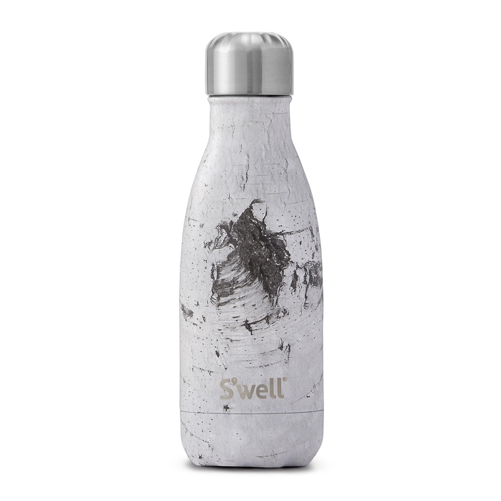 S'well - The Wood Bottle - White Birch - 0.26L