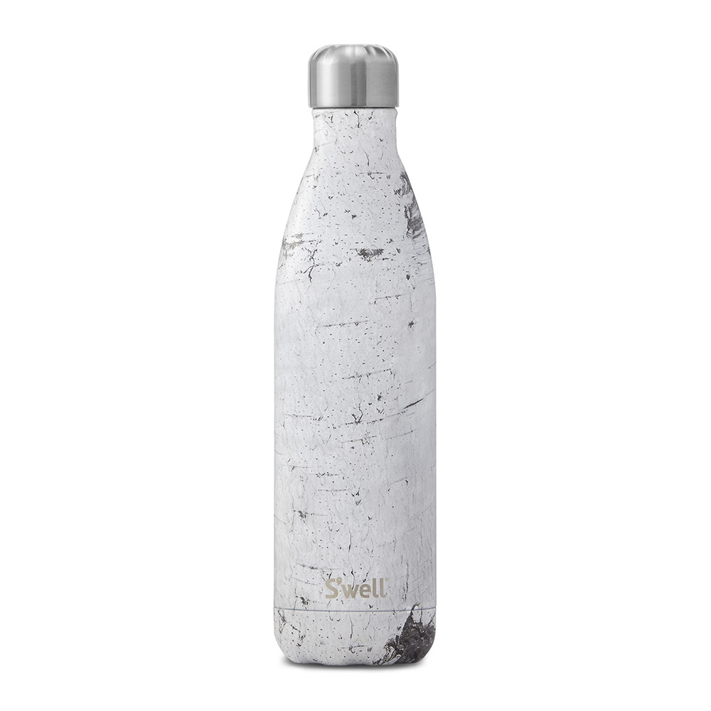S'well - The Wood Bottle - White Birch - 0.75L
