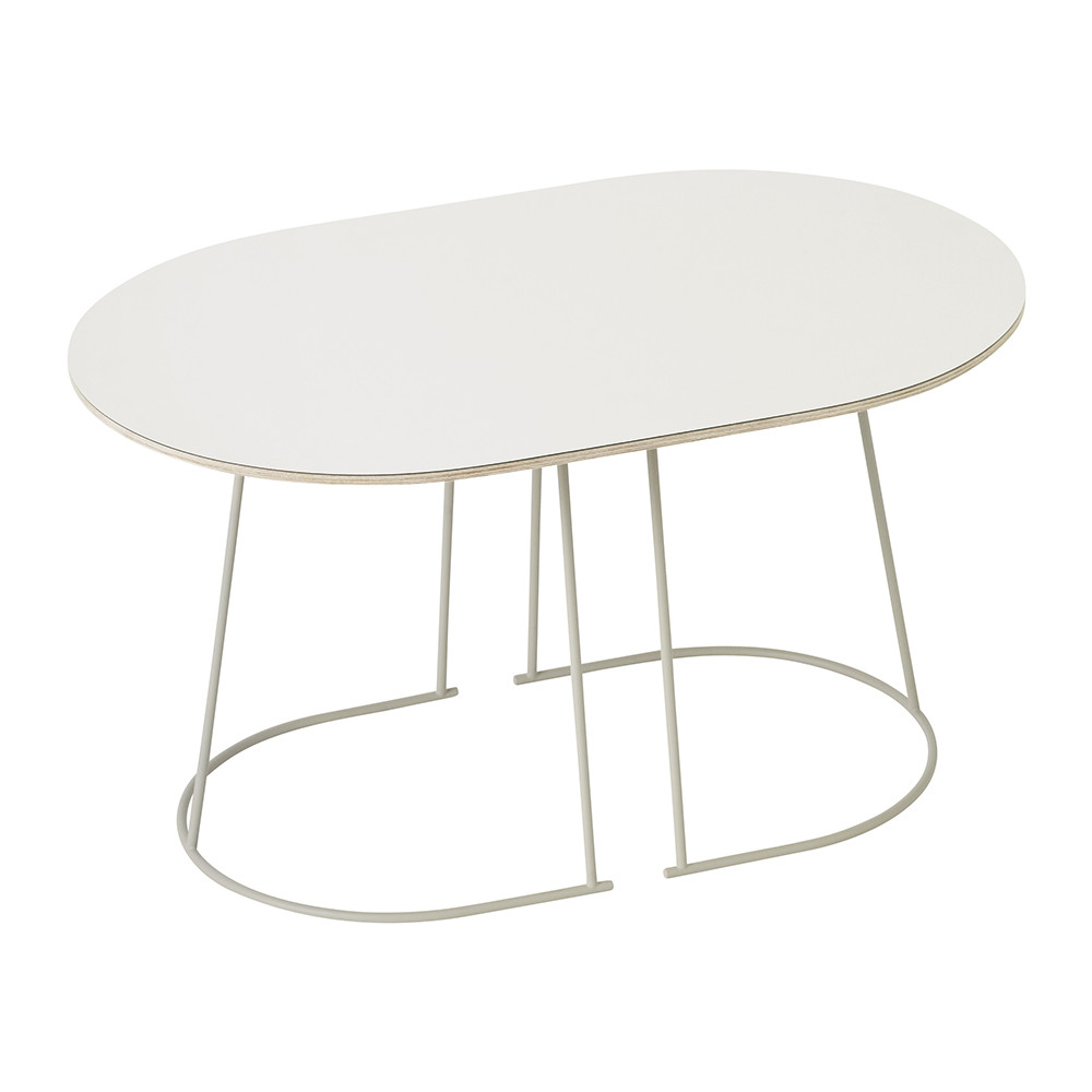 Buy Muuto Airy Small Coffee Table Off White Amara