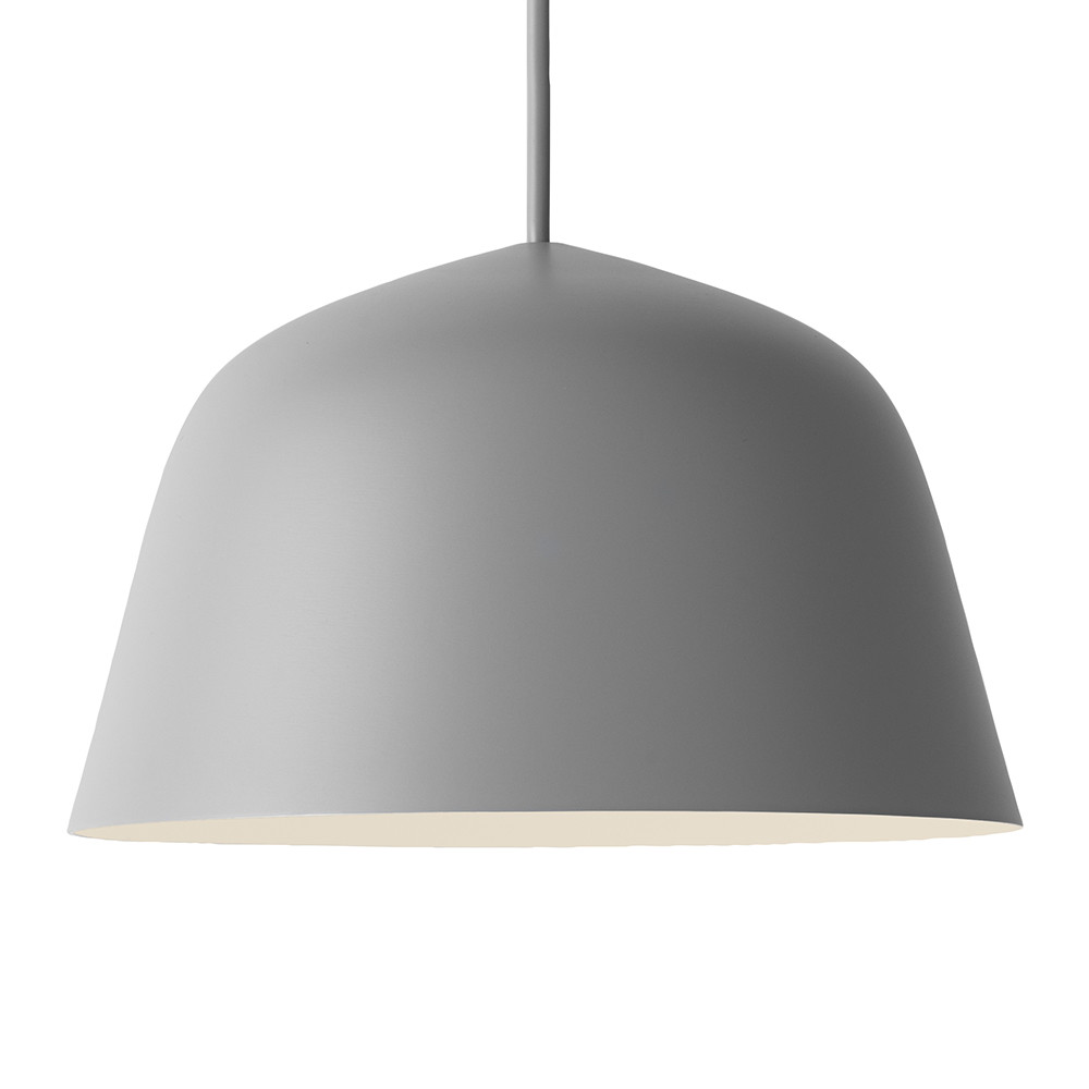 Muuto - Ambit Pendant Lamp - Grey - Small