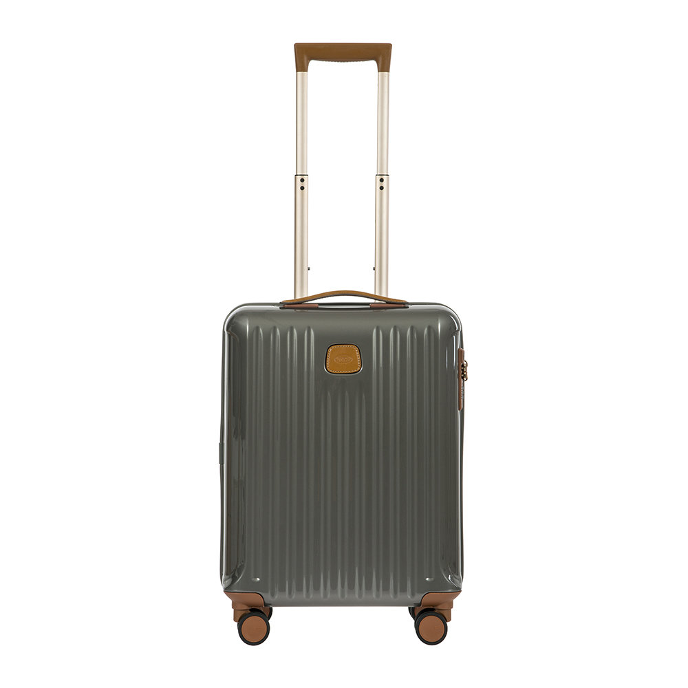 Bric's - Capri Trolley Suitcase - Grey - 55cm