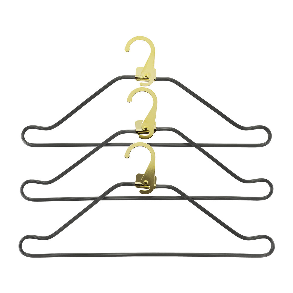 Bric's - Bellagio Set of 3 Hangers